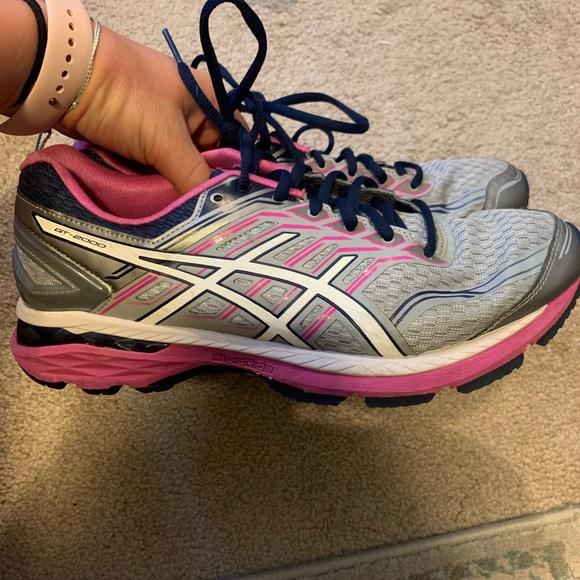Asics Shoes - ASICS Womens Running Shoes - Size 10